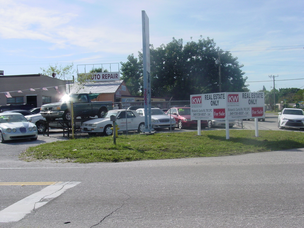 Commercial site opportunity on Tamiami Trail 3661 Tamiami Trail   Florida Port Charlotte 33952